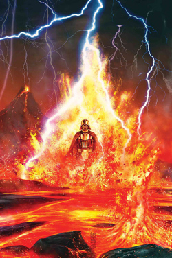Darth Vader #25 - Cover
