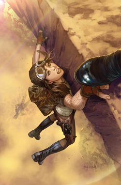 Doctor Aphra #27 - Cover