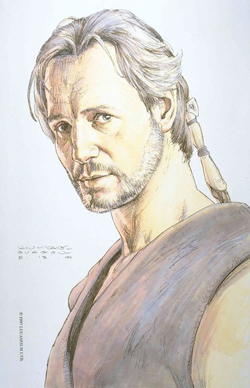 Star Wars: Age of Republic - Qui-Gon Jinn #1 - Cover