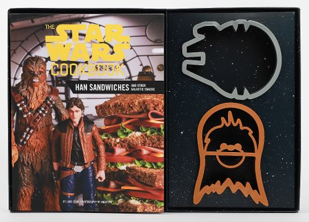 The Star Wars Cookbook - Cover