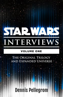 Star Wars Interviews - Cover