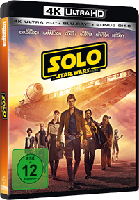 Solo - Ultra Blu-ray - Cover
