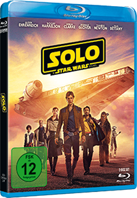 Solo - Blu-ray - Cover