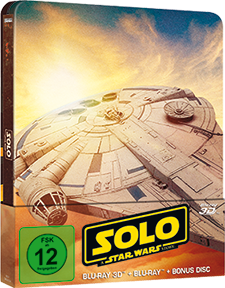 Solo - Steelbook - Cover