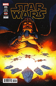 Cover zu Star Wars #55
