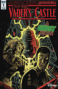 Cover zu Tales from Vader's Castle #1