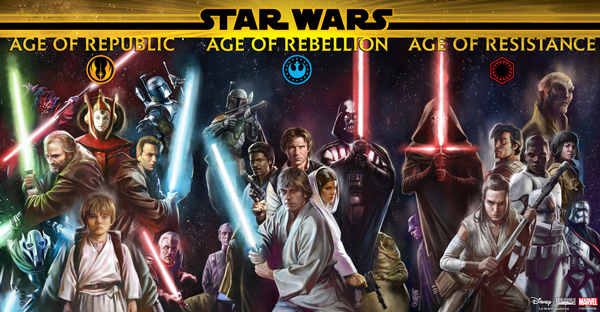 Age of Star Wars