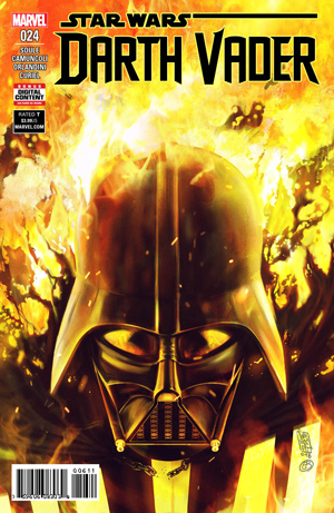 Darth Vader: Dark Lord of the Sith #24