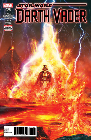Darth Vader: Dark Lord of the Sith #25