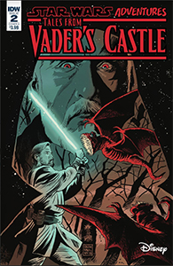 Cover zu Tales from Vader's Castle #2