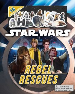 Rebel Rescues - Cover