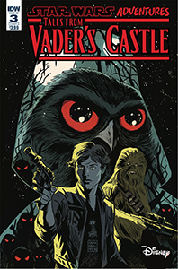 Cover zu Tales from Vader's Castle #3