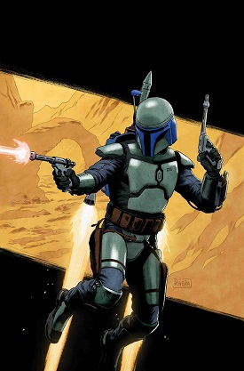 Star Wars: Age of the Republic - Jango Fett #1 - Cover