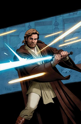 Star Wars: Age of the Republic - Obi-Wan Kenobi #1 - Cover