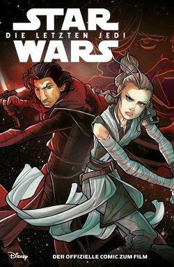 Die letzten Jedi - Cover