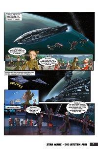 Die letzten Jedi - Vorschau Seite 1