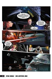 Die letzten Jedi - Vorschau Seite 2