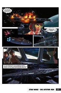 Die letzten Jedi - Vorschau Seite 5