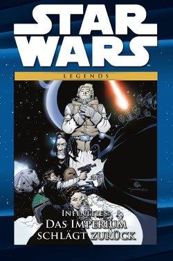 Infinities: Das Imperium schlägt zurück  - Cover