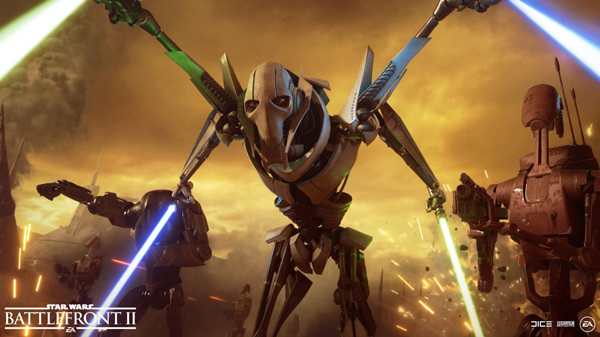 Battlefront II: General Grievous