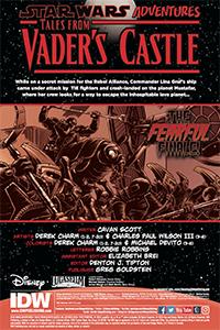 Vorschauseiten zu Tales from Vader's Castle #5
