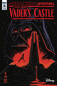 Cover zu Tales from Vader's Castle #5