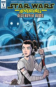 Cover zu Star Wars Adventures: Destroyer Down #1