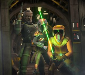 Star Wars Rebels Staffel 4 - © 2018 & TM Lucasfilm Ltd.