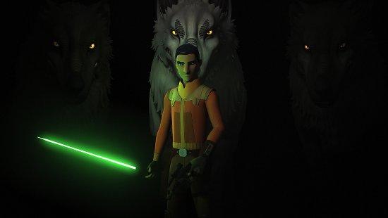 Star Wars Rebels Staffel 4 - © 2018 & TM Lucasfilm Ltd.