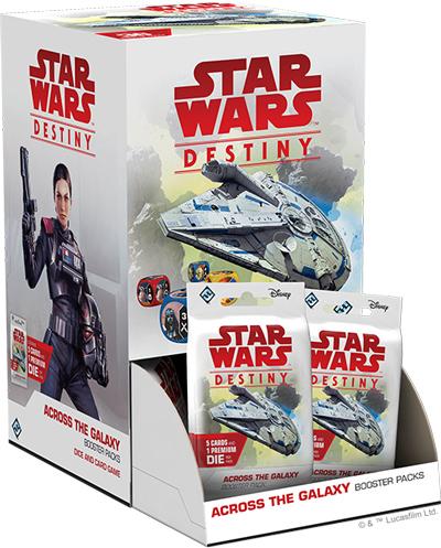 Star Wars: Destiny - Durch die Galaxis
