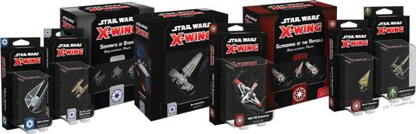 Star Wars: X-Wing 2. Edition - Welle III