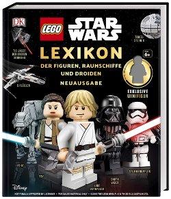 LEGO Star Wars: Lexikon der Figuren, Raumschiffe und Droiden - Cover