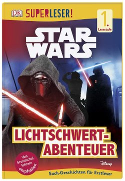 Lichtschwert-Abenteuer - Cover
