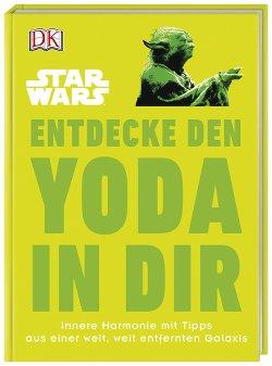 Entdecke den Yoda in dir - Cover