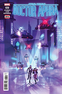 Cover zu Doctor Aphra #26