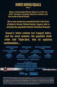 Vorschauseiten zu Doctor Aphra #26