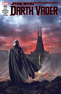 Cover zu Darth Vader #23