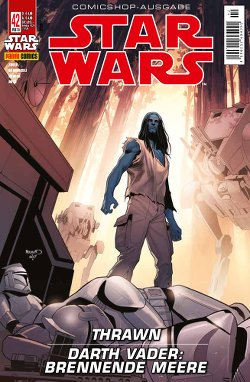 Star Wars #42 - Comicshop-Cover