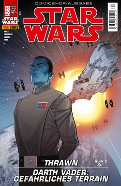 Star Wars #43 - Comicshop-Cover