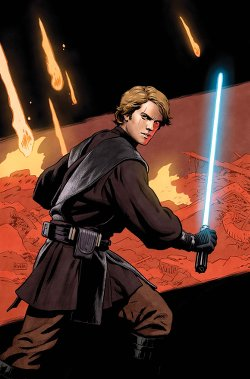 Age of Republic: Anakin Skywalker - Cover