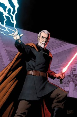 Age of Republic: Count Dooku - Cover