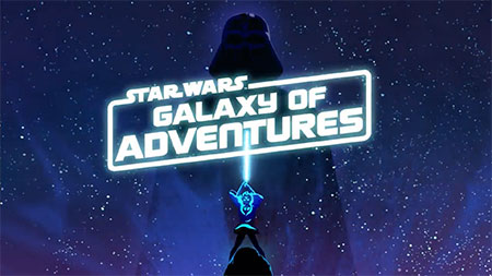 Star Wars: Galaxy of Adventures - Logo