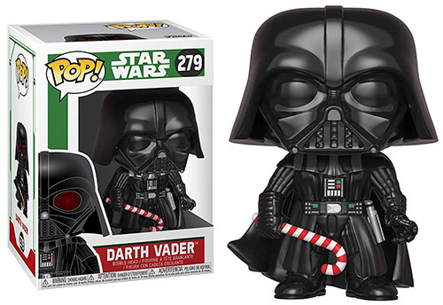 Holiday Darth Vader - Wackelkopf