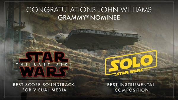Grammy-Nominierungen