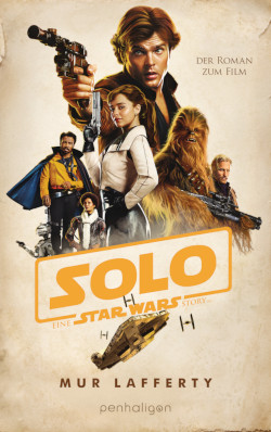 Solo: Eine Star Wars Story - Cover