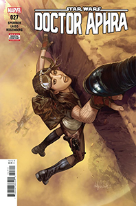 Cover zu Doctor Aphra #27