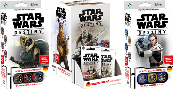Star Wars: Destiny - Konvergenz