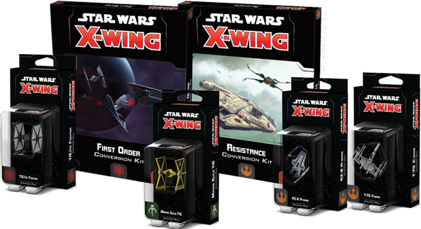 Star Wars: X-Wing - Welle II