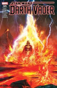 Cover zu Darth Vader #25: Fortress Vader, Part 7