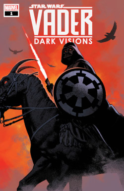 Dark Visions #1 - Cover